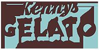KENNYS GELATO Logotyp